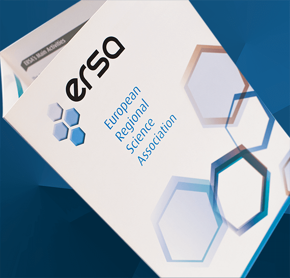 ERSA brochure by Bloo agency