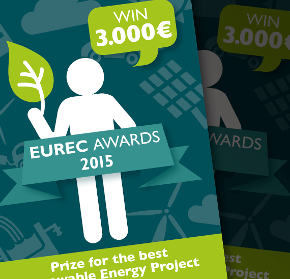 EUREC awards by Bloo agency